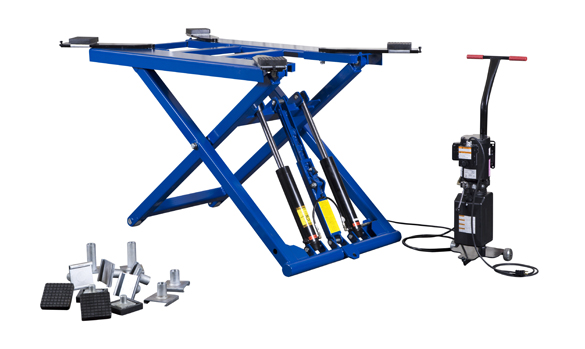 BendPak MD-6XP Car Lift: Up to the Challenge in Any Garage ...