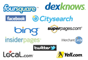 Online review sites