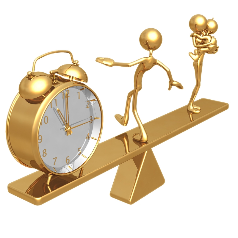 Provide a healthy work-life balance