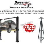 February Dannmar Discount 1