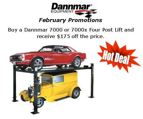February Dannmar Discount 2